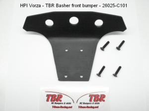 HPI Vorza. Basher front bumper. T-Bone.