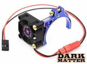 Kylfläkt med Singel montering Svart (40-42mm) Dark Matter