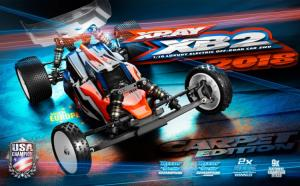 XRAY XB2'19 Carpet Edition 2WD El-buggy 1/10