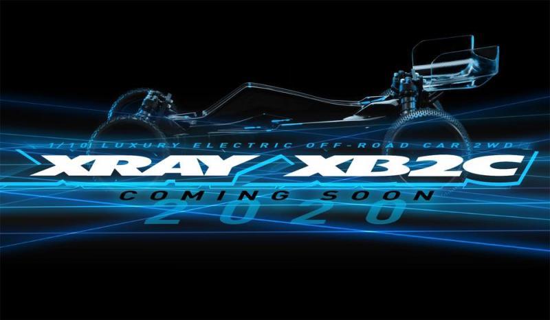 XRAY XB2'20 Carpet Edition 2WD El-buggy 1/10