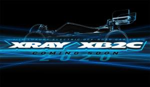 XRAY XB2'20 Carpet Edition 2WD El-buggy 1/10