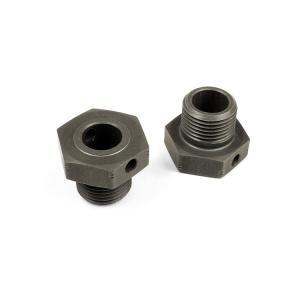 Hjulmedbringare +2mm offset. XB8 2014
