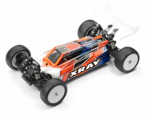 XRAY XB4 2020-Spec Electric 4WD Buggy Competition Kit