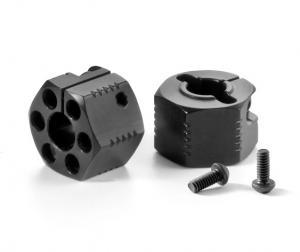 Hjulnav alu 12mm +3.75mm XB4/XB2