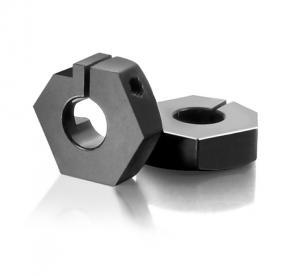 Hjulnav Alu 12mm -1.25mm offset Xray XB2/XB4