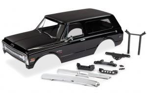 TRX9112X Kaross Chevy Blazer '69 Svart Komplett