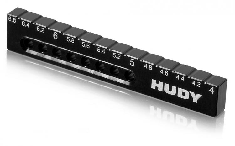 Downstoptrappa 4.0-6.6mm Ultra-Fine Hudy