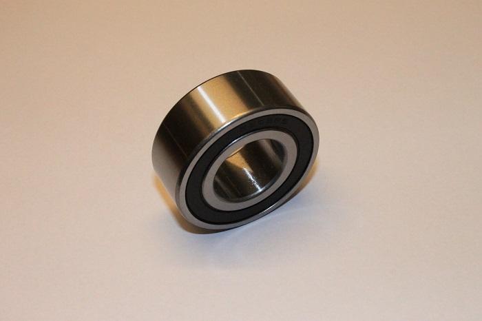 5205 2RS. 25x52x20.6mm Dubbelradigt vinkelkontaktlager
