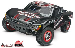 Slash 2WD 1:10 RTR 2.4GHz TQi OBA TSM/batteri