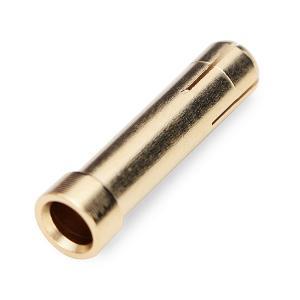 Adapter 5mm till 4mm Bullet kontakt (2 st.)