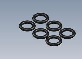 O-Ring Set till Differentialerna Intech