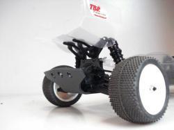 Bumper Bakre Xray XB4 T-Bone