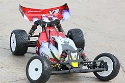 PRS1V3 (FM) Sport 1/10 Electric 2WD Off Road Buggy  Kit (Drev Diff Version)