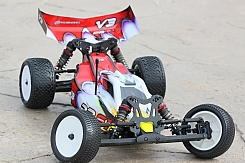 PRS1V3 (FM) Sport 1/10 Electric 2WD Off Road Buggy  Kit (Drev Diff Version)