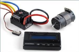 Borstlöst System Xerun 1/10 SCT Pro 120A