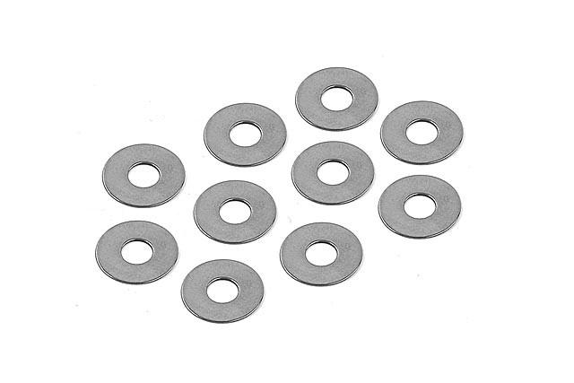 Bricka 3.5x10x0.2mm. Xray