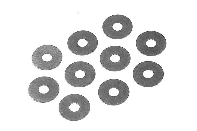 Bricka 5x15x0.3mm (10 st.)
