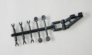A2110 Front Upper Arm Mugen MTC1