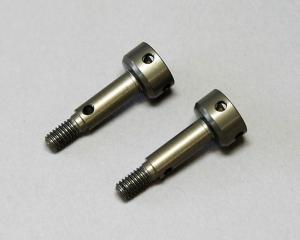 A2224 Rear Wheel Axle Aluminum Mugen MTC1