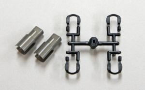 A2231 Spool outdrive Alu Mugen MTC1