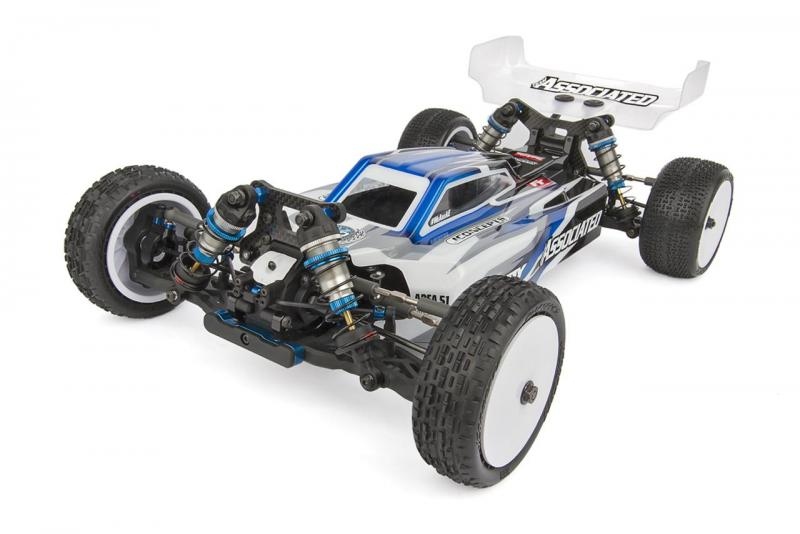 Team Associated RC10B74.1 4wd El-Buggy Team Kit