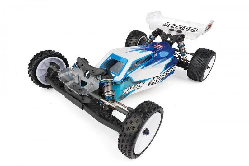 RC10B6.3 1:10 2WD El-BuggyTeam Kit