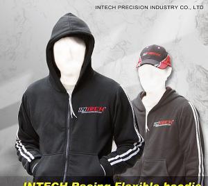 Hoodie. Intech Racing