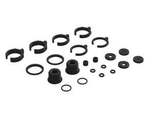 Stötdämpardelar/O-ring Set ARRMA Kraton 4S/Outcast 4S