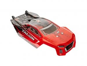 Body Red/Black Painted ARRMA Talion 6S