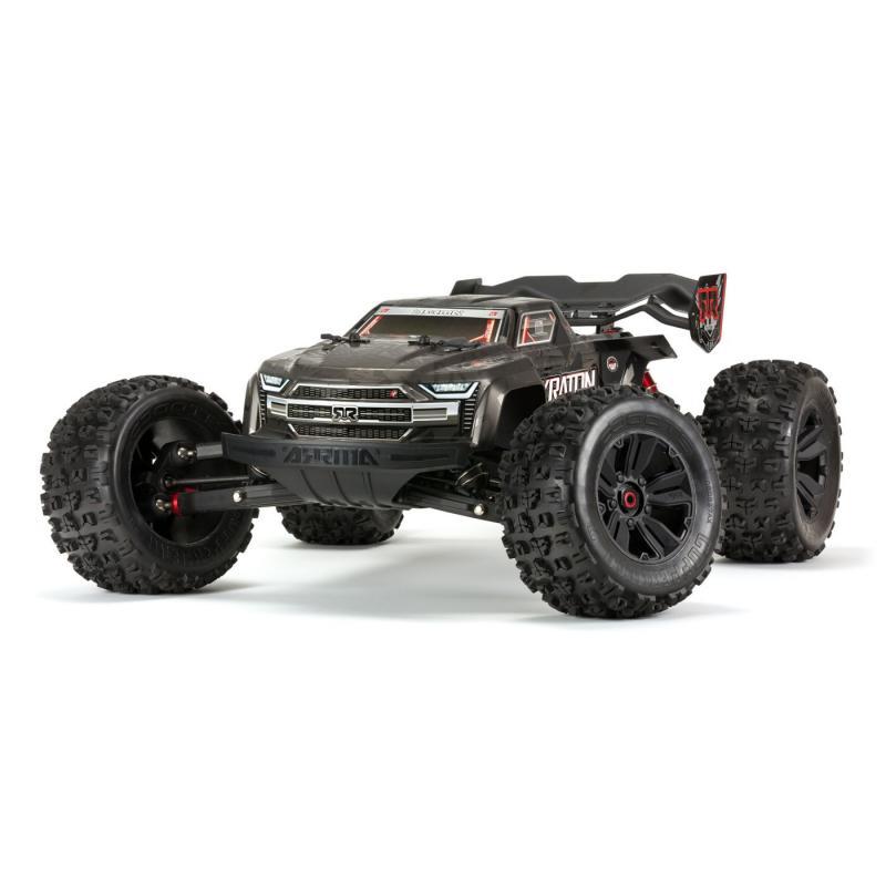 ARRMA Kraton 1/8 4wd EXB Monster Truck.