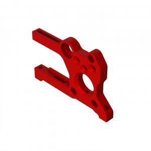 Motorfäste Aluminium Röd ARRMA Kraton 1:5