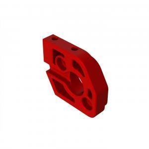 Motorplatta Aluminium Röd ARRMA Kraton 1:5