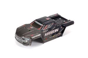 Kaross ARRMA Kraton 6S EXB Målad och Klippt