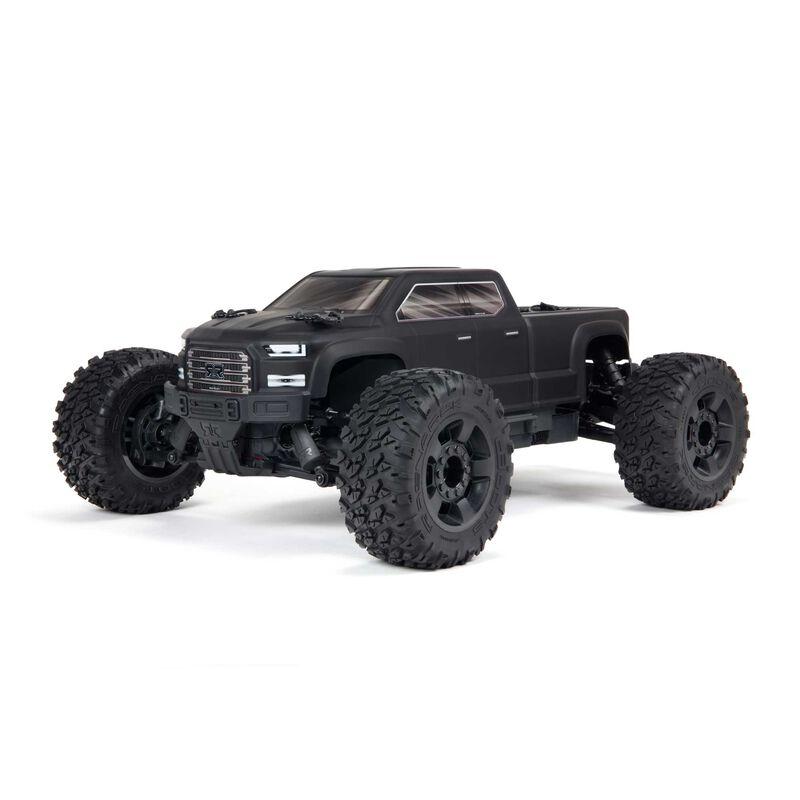 ARRMA Big Rock 4x4 V3 3S BLX Borstlös Monster Truck RTR Komplett Paket