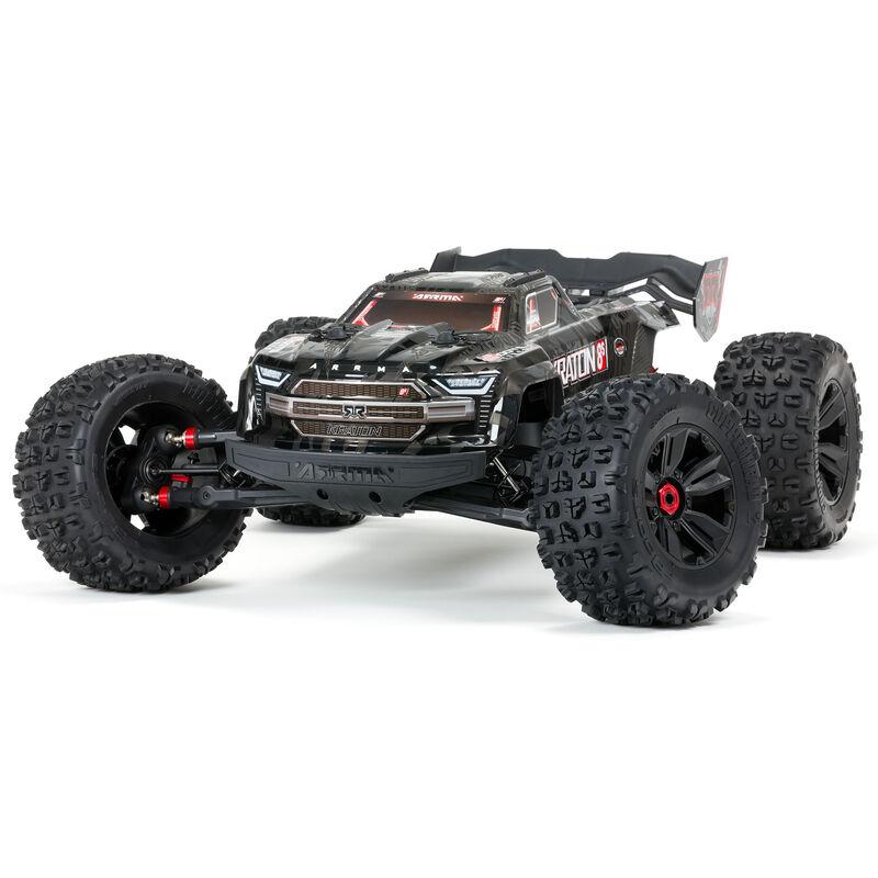 KRATON 1/5 4wd Extreme Bash Roller El-Monster Truck