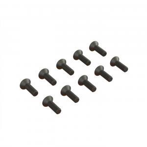 Skruv Försänkt M2.5x8mm ARRMA Kraton 1:5