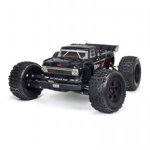 ARRMA 1/8 OUTCAST 6S BLX 4WD Extreme Bash Stunt Truck RTR, Black