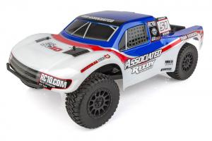 Team Associated PROSC10 Borstlös 1/10 2wd SC Truck RTR