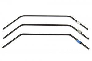Krängningshämmare Set Fram 1.2, 1.3, 1.4mm SC6.1