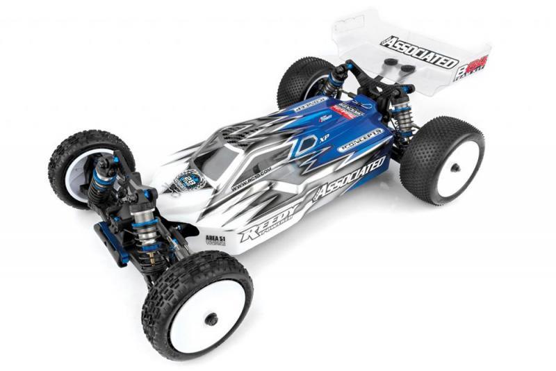 Team Associated RC10B64 Team Kit 4wd El-Buggy