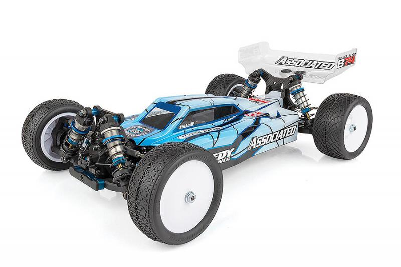 Team Associated B74 Team Kit 1/10 4wd El-Buggy