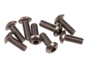 B/H 3x12 Titanium Screw. /MBX-8
