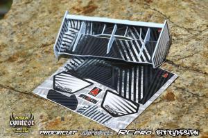 Stealth Wing 1/8 Vit Bittydesign