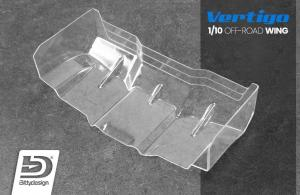 Vinge 1/10 Off-Road Vertigo 1mm Klippt Lexan Bittydesign