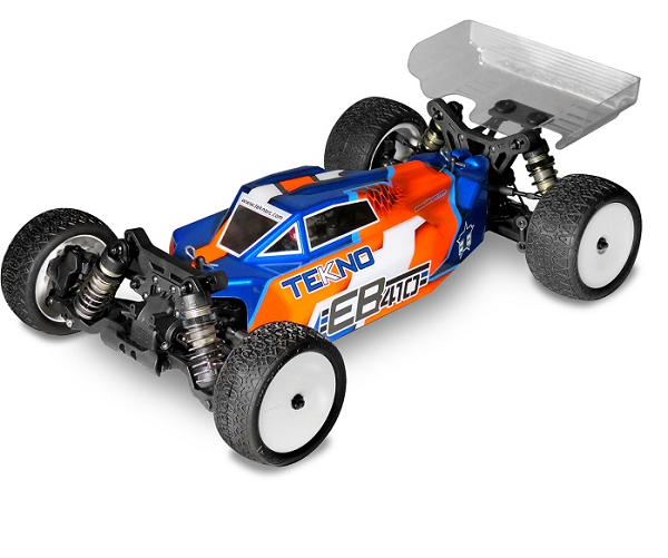 EB410 1/10 4wd Buggy Tekno RC