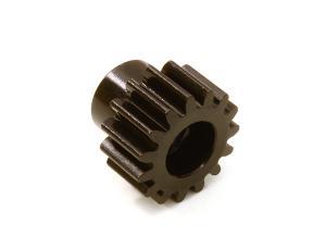 Motordrev Stål 15T Mod1 5mm axel Traxxas X-Maxx