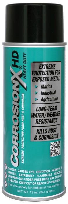 Fukt/Rostskydd CorrosionX HD 400ml Sprayflaska