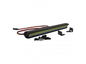 Ljusramp LED Aluminium (36 LED) 152mm
