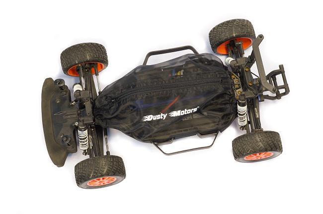 Traxxas Rustler 4x4 Shroud Cover. Skydd för din bil.