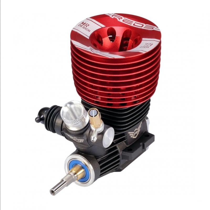 Reds Racing 721 S Corsa Steel 3.5cc Off-Road Motor